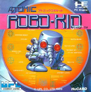 atomic robo kid