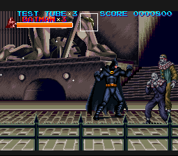 batman returns super nintendo