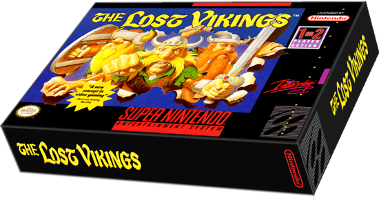 test du jeu the lost vikings super nintendo retrocaming retrogaming. Black Bedroom Furniture Sets. Home Design Ideas