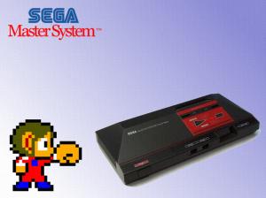 Fond d'écran Master System