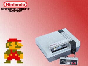 fond d'écran Nintendo Nes