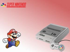fond d'écran Super Nintendo