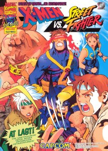 x men vs street fighter
