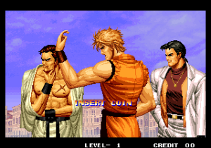 king of fighters 94_01