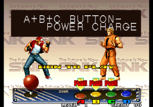 king of fighters 94_02