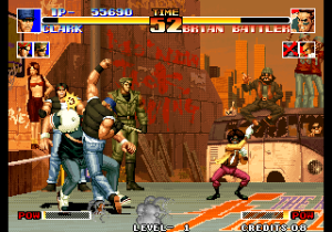 king of fighters 94_03