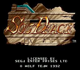 sol deace