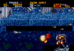 Thunder Force IV.