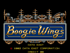 boogie wings