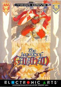 the legend of galahad