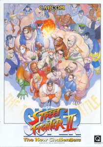 street fighter 2 the new challengers
