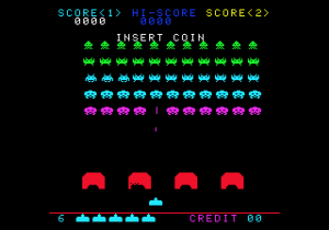 space invaders dx-03