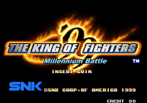 the king of fighters 99_01