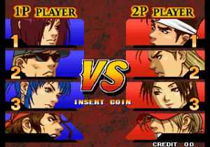 the king of fighters 99_02