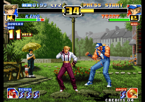 the king of fighters 99_04