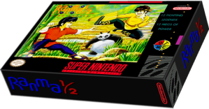 ranma hard battle