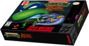 teenage mutant hero turtles tournament fighters