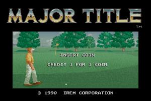 major title_01