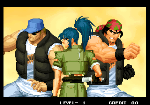 the king of fighters 96_01