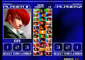 the king of fighters 2003_01