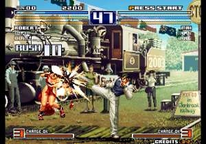 the king of fighters 2003_02