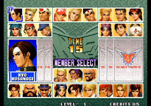 the king of fighters 96_02