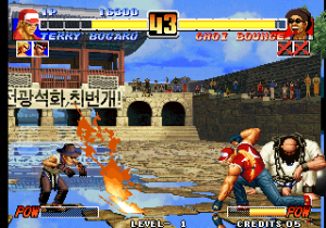 the king of fighters 96_03