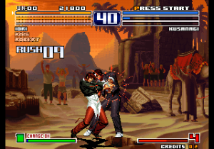 the king of fighters 2003_03