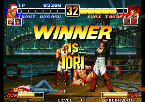 the king of fighters 96_04