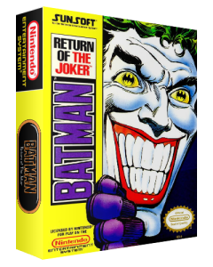 batman return of the joker