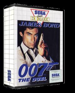 james bond 007 the duel