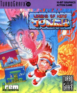 legend of hero tonma