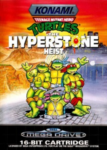 teenage mutant hero turtles the hyperstone heist