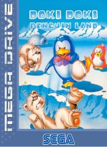 doki doki penguin land