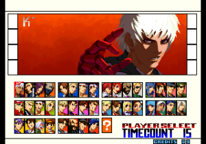 the king of fighters 2001_01
