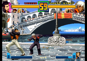 the king of fighters2001_03