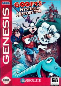 goofy histerical history tour