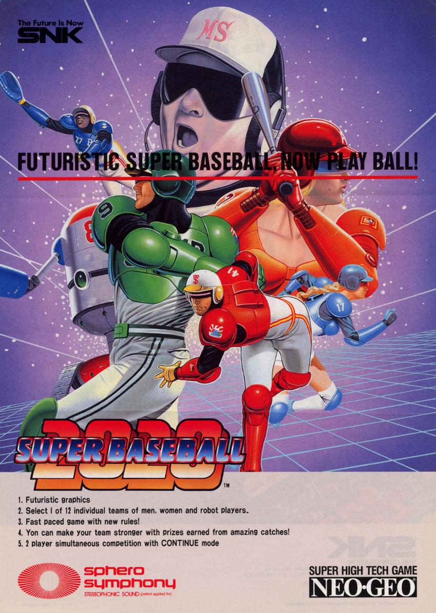 [Sondage] Baseball Stars 2 VS Baseball 2020 2020bb